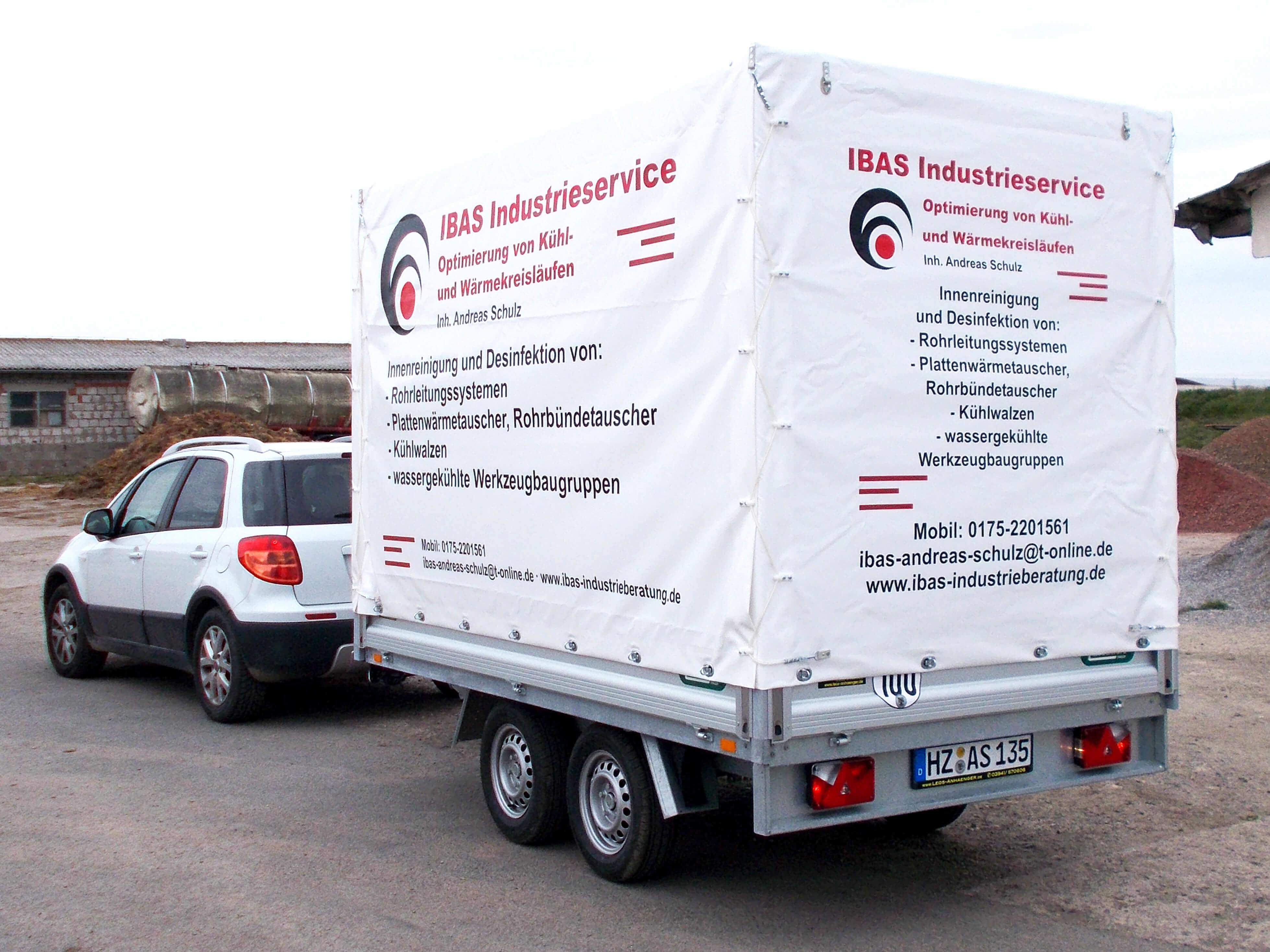 Andreas Schulz für Sie unterwegs | IBAS Industrieberatung Andreas Schulz